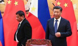 Duterte vẫn mòn mỏi chờ tiền của Bắc Kinh. (Ảnh: Internet)