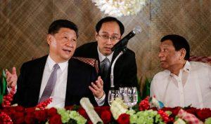 Philippines thỏa thuận khai thác chung Biển Đông với Trung Quốc