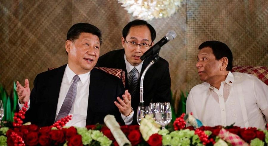 Philippines thỏa thuận khai thác chung Biển Đông với Trung Quốc. Ảnh 1