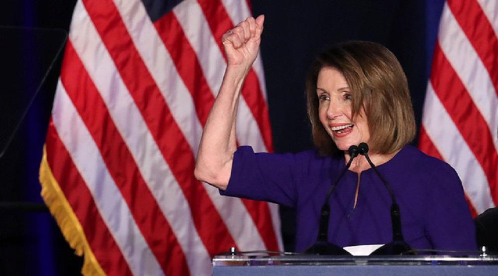 Bà Pelosi từng làm Chủ tịch Hạ viện từ năm 2007 tới năm 2011.(Nguồn: Internet)