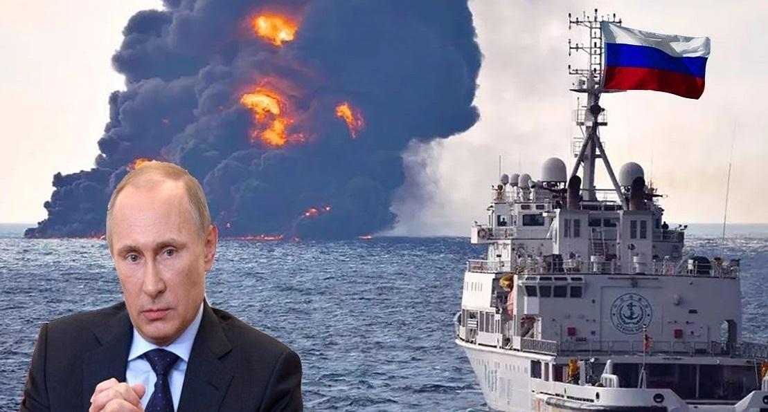 Ông Putin cảnh báo Trung Quốc''đừng vuốt rau hùm''. (Ảnh: Internet)