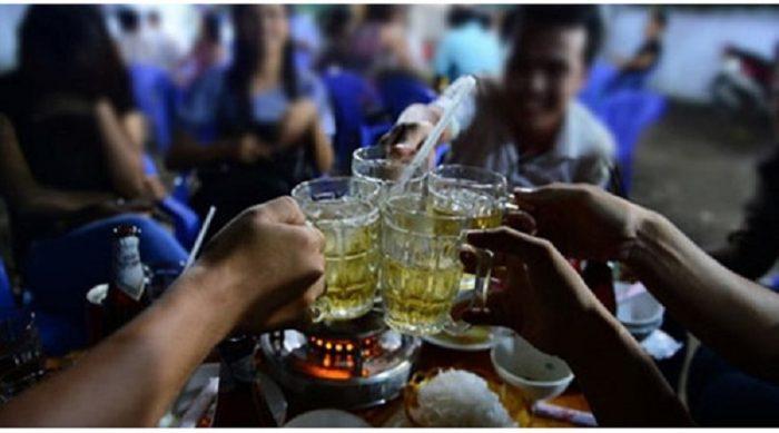 Việt Nam vô địch về uống bia và bài toán được - mất.1