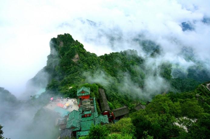 Các địa danh nổi tiếng thường xuất hiện trong các phim kiếm hiệp của Kim Dung.32