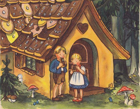 Truyện cổ Grimm: Hansel và Gretel - H3