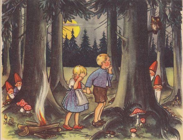 Truyện cổ Grimm: Hansel và Gretel - H2