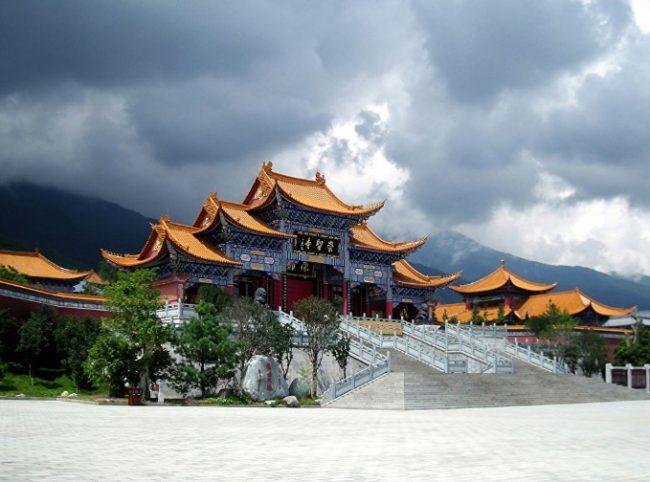 Các địa danh nổi tiếng thường xuất hiện trong các phim kiếm hiệp của Kim Dung.11