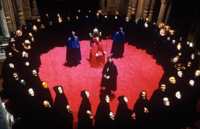 Illuminati - Hội kín thờ phụng quỷ Satan.2