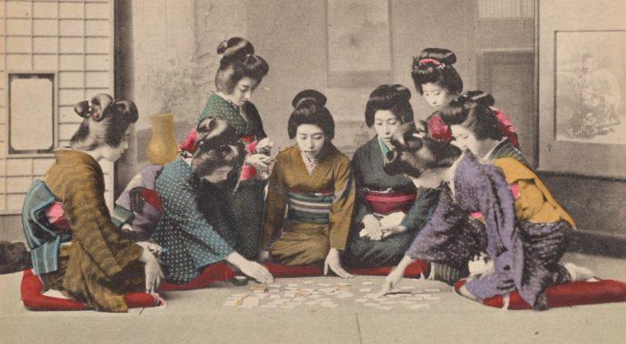 Bài Karuta- Trò chơi truyền thống mang ý nghĩa giáo dục tuyệt vời của người Nhật.1