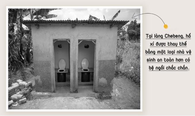 Thảm kịch nhà vệ sinh trường học và nỗi đau ám ảnh cả đất nước Nam Phi.2