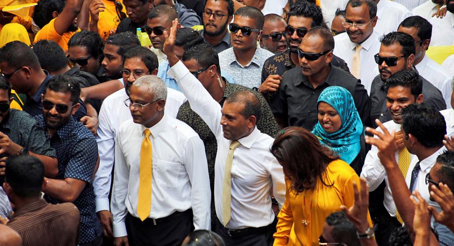 """Maldives: Tân chính phủ được """"thừa kế"""" món nợ Trung Quốc 3 tỉ USD - Ảnh 1"""