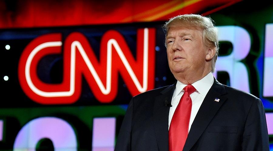 TT Trump đề xuất lập kênh truyền thông chính phủ để chống CNN. Ảnh 1