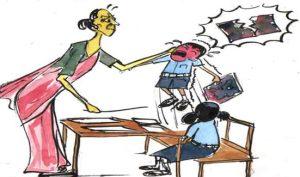 Giáo viên bắt học sinh đánh bạn và những cái chết thương tâm