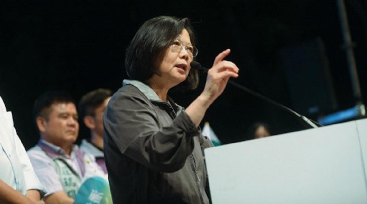 Tổng thống Đài Loan Thái Anh Văn. (Ảnh: Internet)