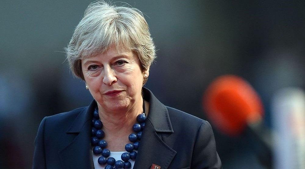 Thủ tướng Anh Theresa May. (Ảnh: Internet)