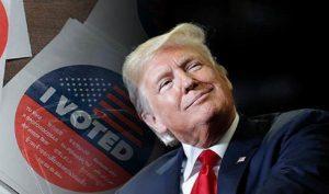 Bầu cử Quốc hội, nhưng Trump mới là người chiến thắng
