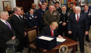 Hoa Kỳ thông qua đạo luật cắt đứt đường lưỡi bò của Trung Quốc trên biển Đông
