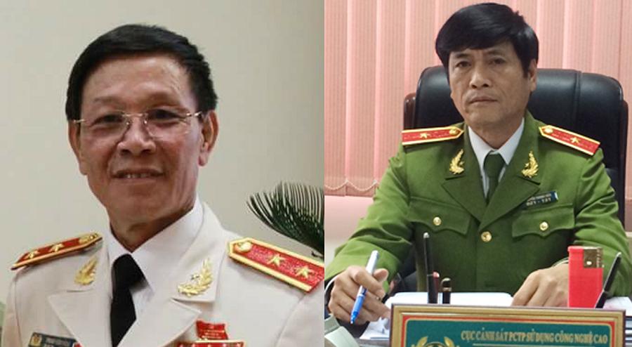 """""""Đỉnh cao - vực sâu"""" của cựu Cục trưởng C50 Nguyễn Thanh Hóa - Ảnh 1"""