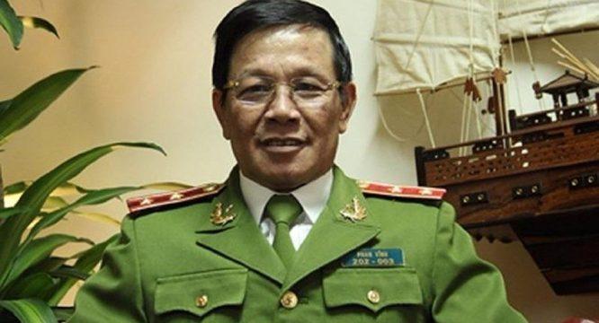 Cựu Tướng Phan Văn Vĩnh.