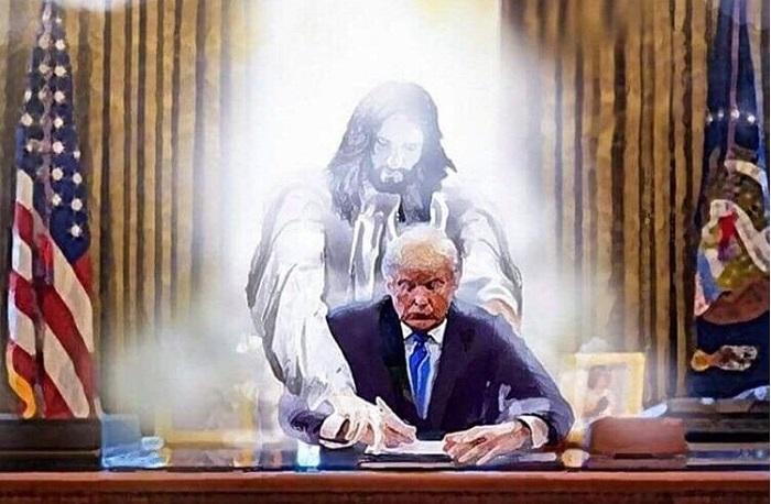 Ngay tổng thống Mỹ Donand Trump cũng là người rất coi trọng tôn giáo, ông tin vào huyền năng của tôn giáo
