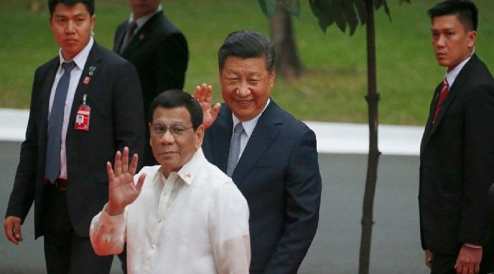 Người dân Philipinese biểu tình phản đối chuyến thăm của ông Tập. Ảnh 1