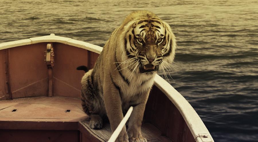 """""""Hổ leo lên thuyền"""", giấc mộng kỳ lạ giúp quan phủ phá án. Ảnh 1"""
