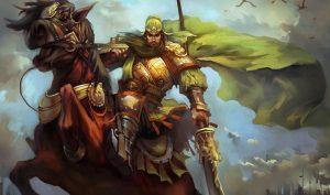 Ghi chép chân thực về nhân quả: Quan Thánh chiến ôn thần