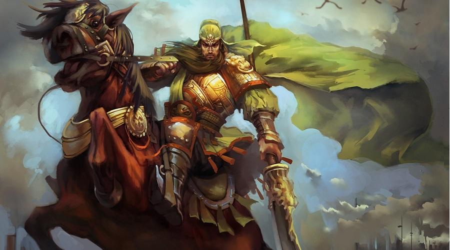 Ghi chép chân thực về nhân quả: Quan Thánh chiến ôn thần. Ảnh 1