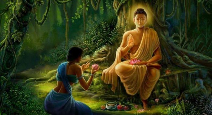Chuyện cổ Phật gia: Vẫn còn ham ăn, làm sao đắc quả? Ảnh 1