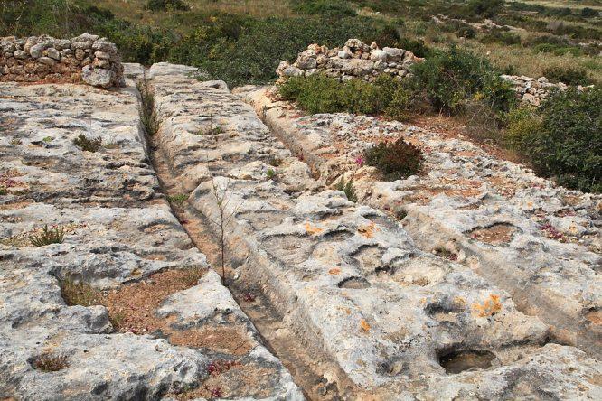 Bí ẩn bánh xe 300 triệu tuổi và những vết xe lạ thường trên khắp thế giới - ảnh 6