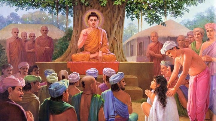 Chuyện cổ Phật gia: Nước mắt của mỗi chúng ta nhiều hơn cả bốn đại dương h 7
