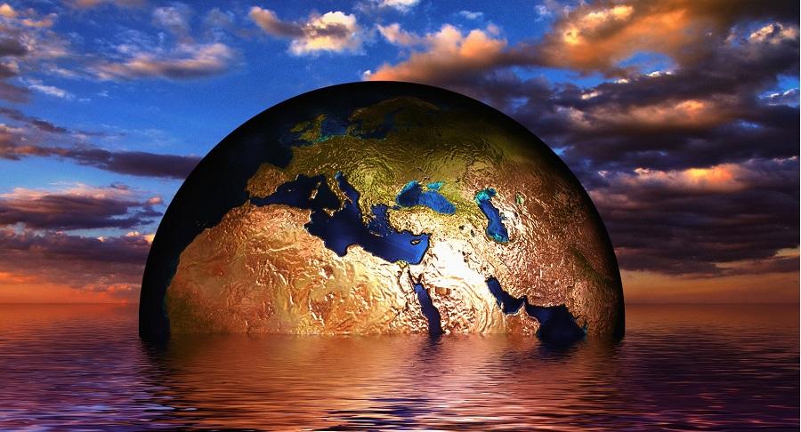 Mối đe dọa của tình trạng nóng lên toàn cầu. Ảnh 1