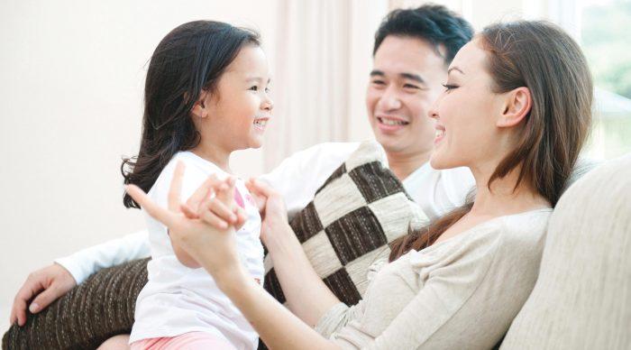 Đem nụ cười về nhà, chính là tặng một món quà lớn nhất cho thân nhân