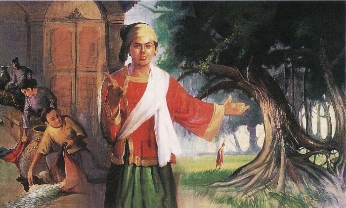 Đi khắp nơi nhưngKisa Gotami không tìm được nhà nào có hạt cải đúng theo ý Đức Phật. (Ảnh minh họa: Soccersuck.com)