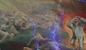 Tiếng sét thần kỳ đánh chết kẻ ác, người tốt sống lại