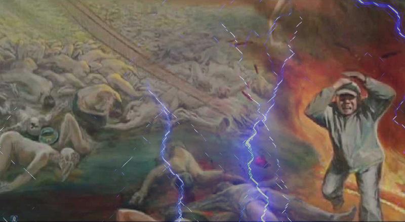 Tiếng sét thần kỳ đánh chết kẻ ác, người tốt sống lại. Ảnh 1