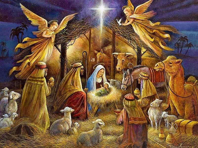 Bức ảnh lay động trái tim: Ở đâu có yêu thương, ở đó có Giáng sinh hạnh phúc - ảnh 2