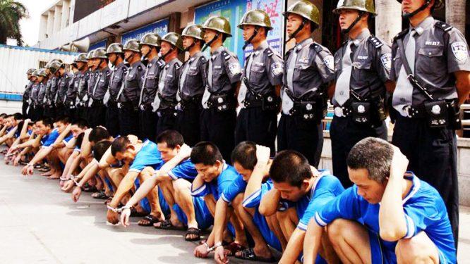 """""""Công xưởng đen"""" tại Tân Cương, nơi nhà tù biến thành trại lao động cưỡng bức - H1"""