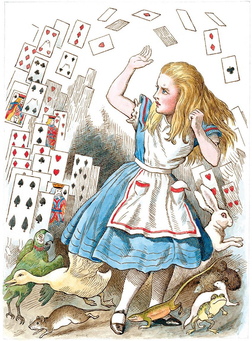Alice ở xứ sở thần tiên h3