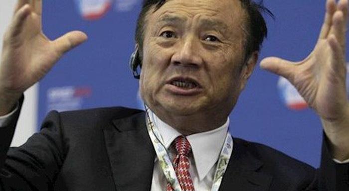 Ông Nhậm Chính Phi – người sáng lập công ty Huawei là cựu sĩ quan Quân Giải phỏng Nhân dân Trung Quốc
