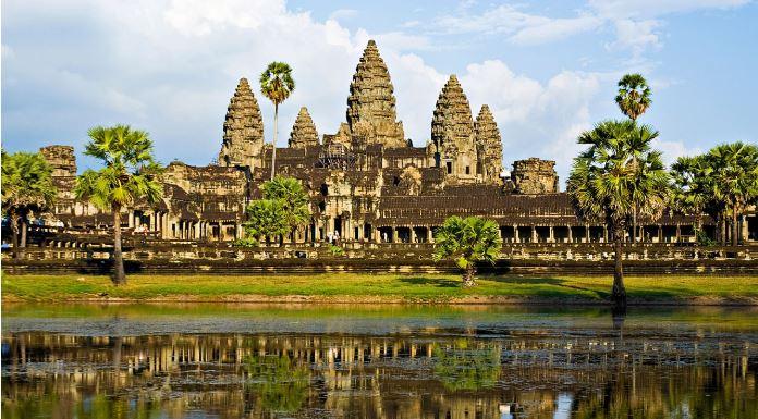 """30 sự thật về Angkor - Thành phố cổ được """"bao phủ"""" bằng hàng ngàn ngôi đền cổ"""