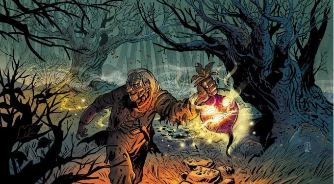 Thần thoại về bí ngô 'Jack O'Lantern' và ánh sáng bí ẩn.4