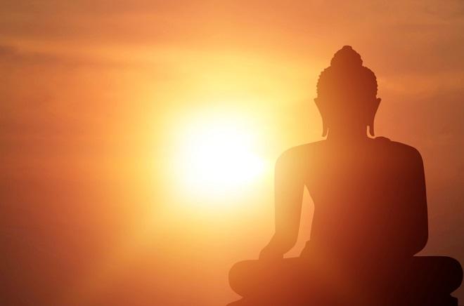 Phật nói kệ xong, Tôn giả Mỹ Hải đắc quả A-la-hán. (Ảnh minh họa: thejakartapost.com)