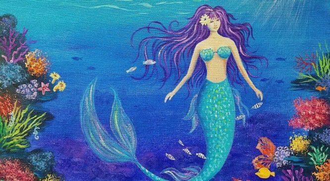 Truyền thuyết Philippines về nàng tiên cá. Ảnh 1