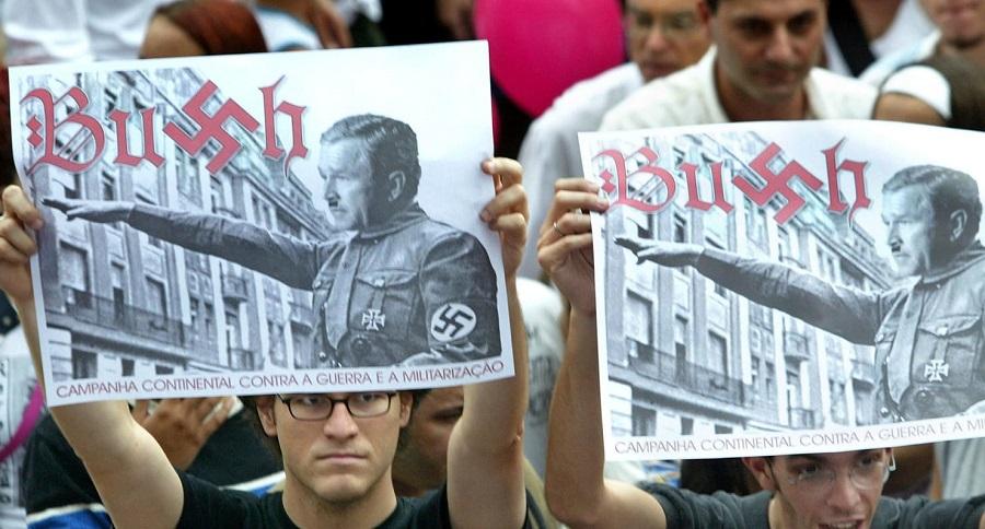 Gia tộc Bush đã trở nên hùng mạnh hơn nhờ Hitler? Ảnh 1