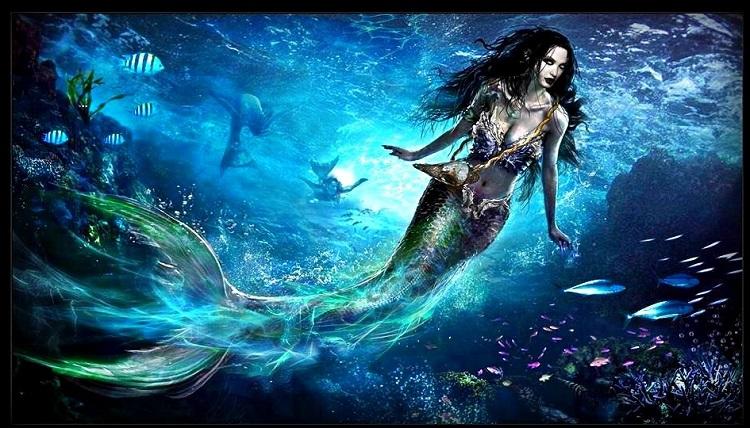 Truyền thuyết Philippines về nàng tiên cá.5
