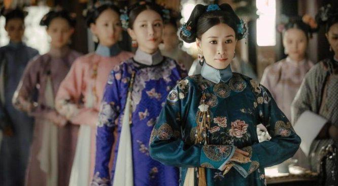 Trung Quốc ngừng chiếu các thể loại phim về cung đấu.1