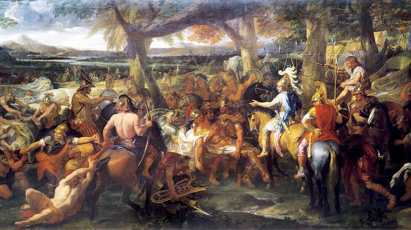 3 nguyện ước cuối cùng của Alexander Đại đế – những bài học thấm thía cho hậu nhân