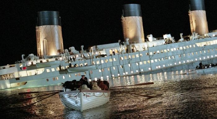 Con tàu Titanic năm đó đến nay vẫn để lại nổi ám ảnh kinh hoàng và xót xa . (Ảnh: Internet)