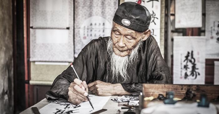 Truyền kỳ về Viên Thụ San, vị thầy xem tướng lừng danh một thời. Ảnh 1