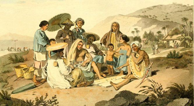 Những đạo trị quốc thời cổ đại (P.2): Người yên ổn thì tài sản dồi dào, gốc bền chắc thì nước mới bình yên - H1